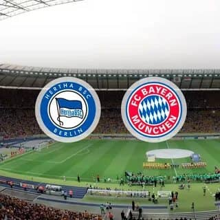 Прогноз на матч Герта — Бавария — 19.01.2020, 16:30